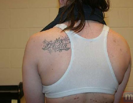 casey anthony photos hot. a tattoo Casey Anthony got